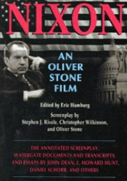 Featuring annotations and commentary by Stone himself, the screenplay of the controversial director's new motion picture Nixon is accompanied by essays by officials of the Nixon Administration and photographs from the film. Original. Movie tie-in.