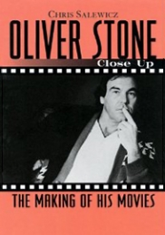 Chris Salewicz spent two months talking with Oliver Stone getting the inside stories of the making of his movies. So what is it that makes Stone tick? What makes him take on a movie? How does Stone approach the script and decide what he wants up there on the screen?